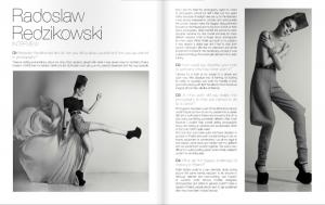 Wywiad z fotografem Radosławem Rędzikowskim dla Flawless Magazine