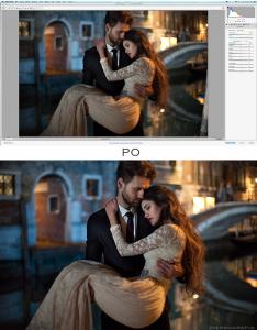 Zdjęcie Przed i Po. Obrabiać czy Nie?